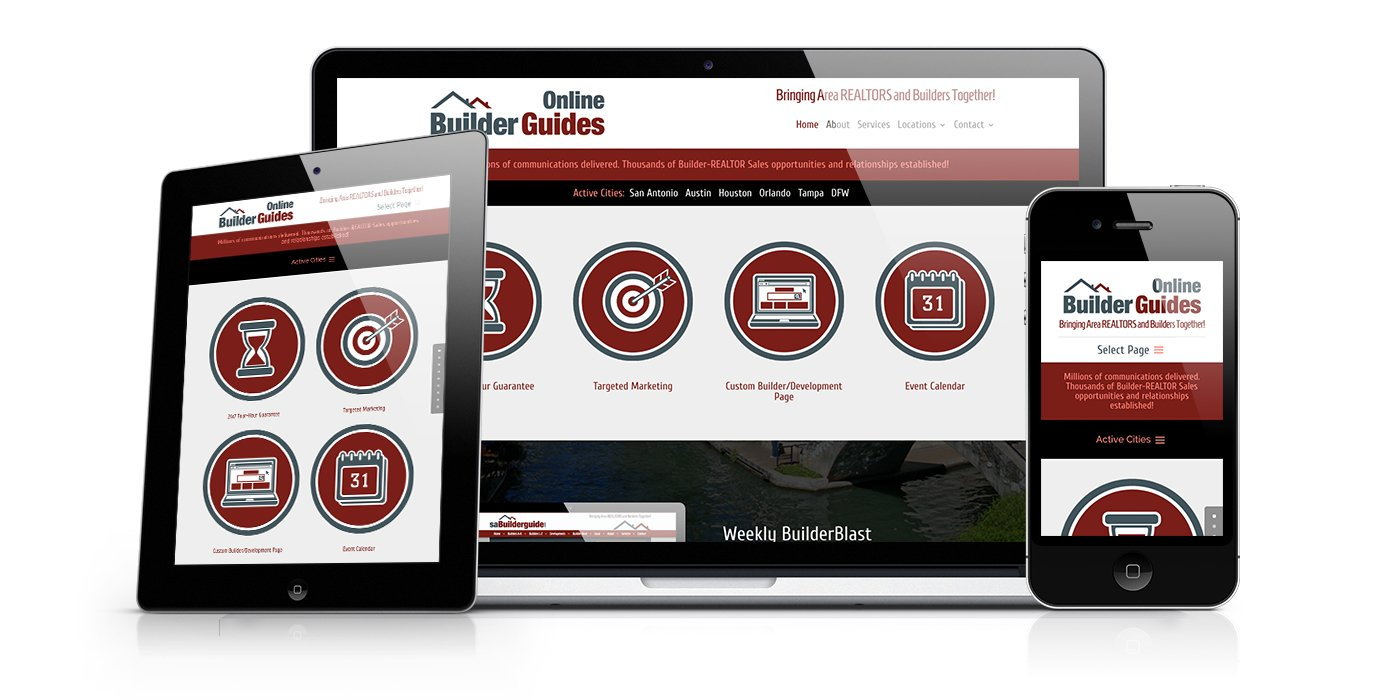 Online Builder Guides Website
