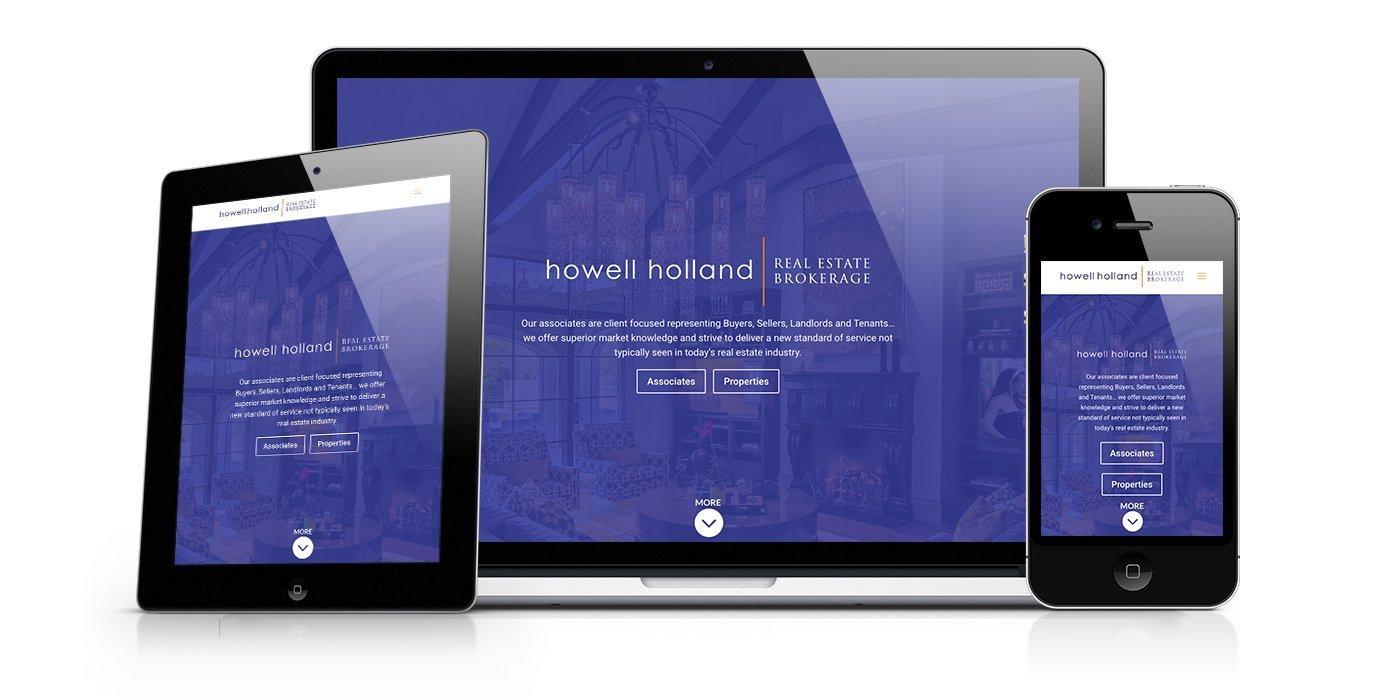 Howell Holland Website
