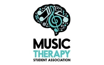 Music Therapy Student Association Logo Design