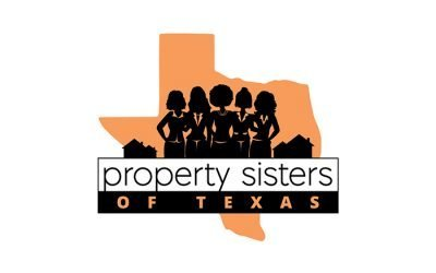 Property Sisters of Texas Logo Design