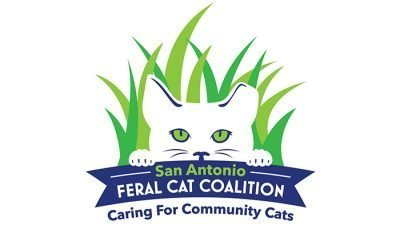 San Antonio Feral Cat Coalition Logo Design