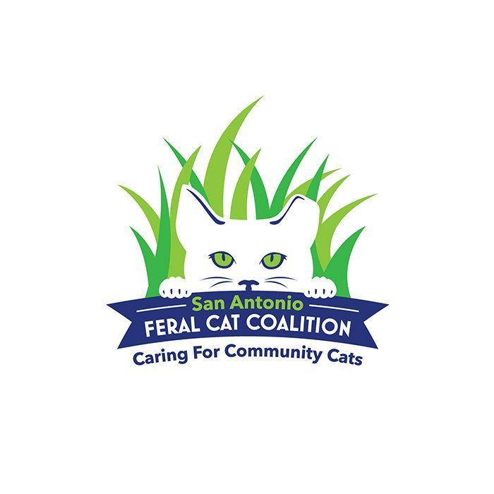 San Antonio Feral Cat Coalition Logo