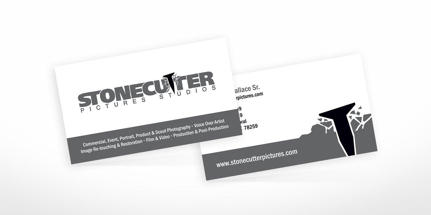 Business Card Design Work Samples • BlackStone Studio