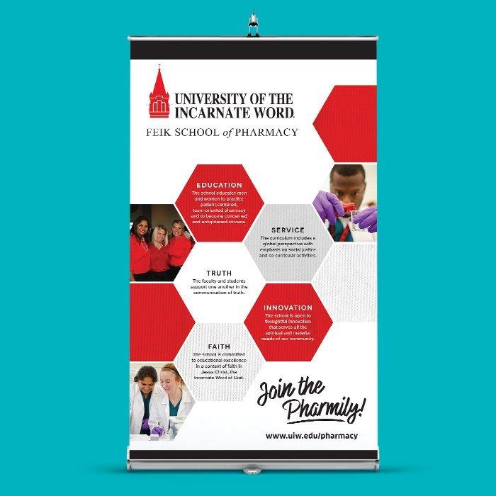 UIW Table Banner