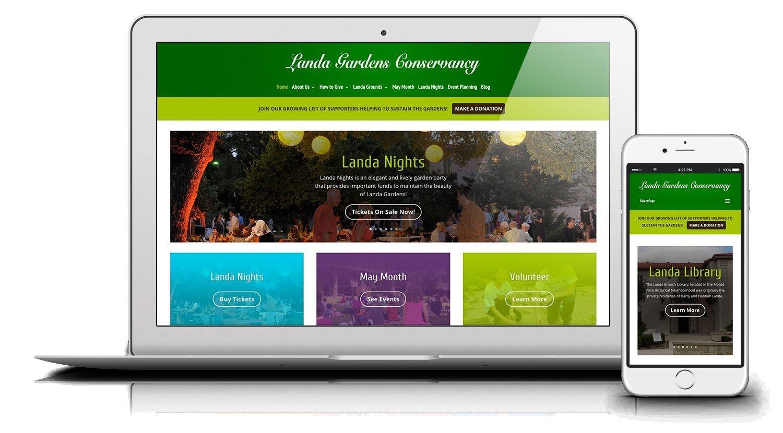 Landa-Gardens-Website