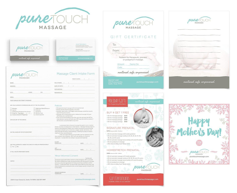 PureTouch Branding