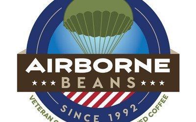 Airborne Beans Logo Design