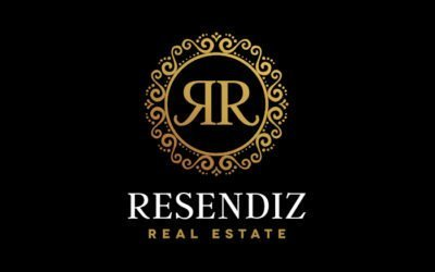 Resendiz Real Estate Logo Design