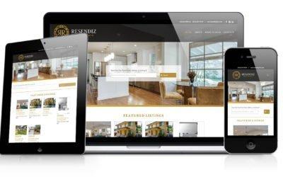 Resendiz Real Estate Website Design