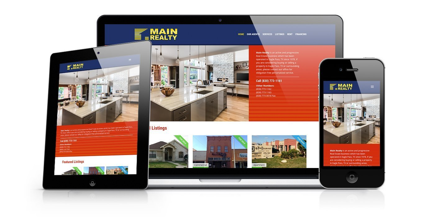 Main Realty Website