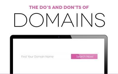 The Do's and Don'ts of Domains