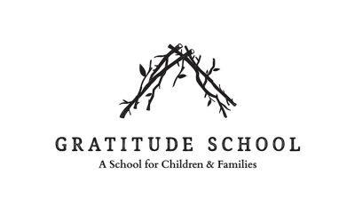 Gratitude School Logo Design