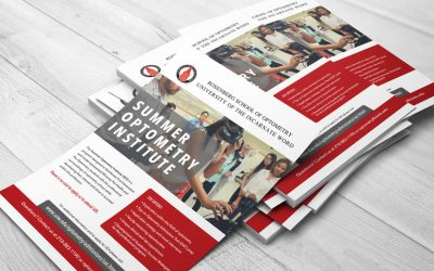 UIW Rosenberg School of Optometry Flyer Prints