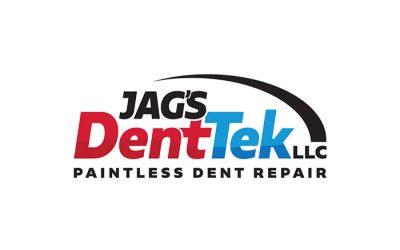 JAG's DentTek Logo Design