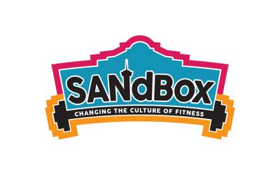 SANdBox Logo Design