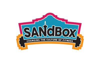 SANdBox Logo Design