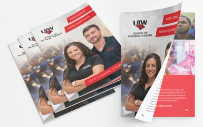 UIW School of Physical Therapy Brochure
