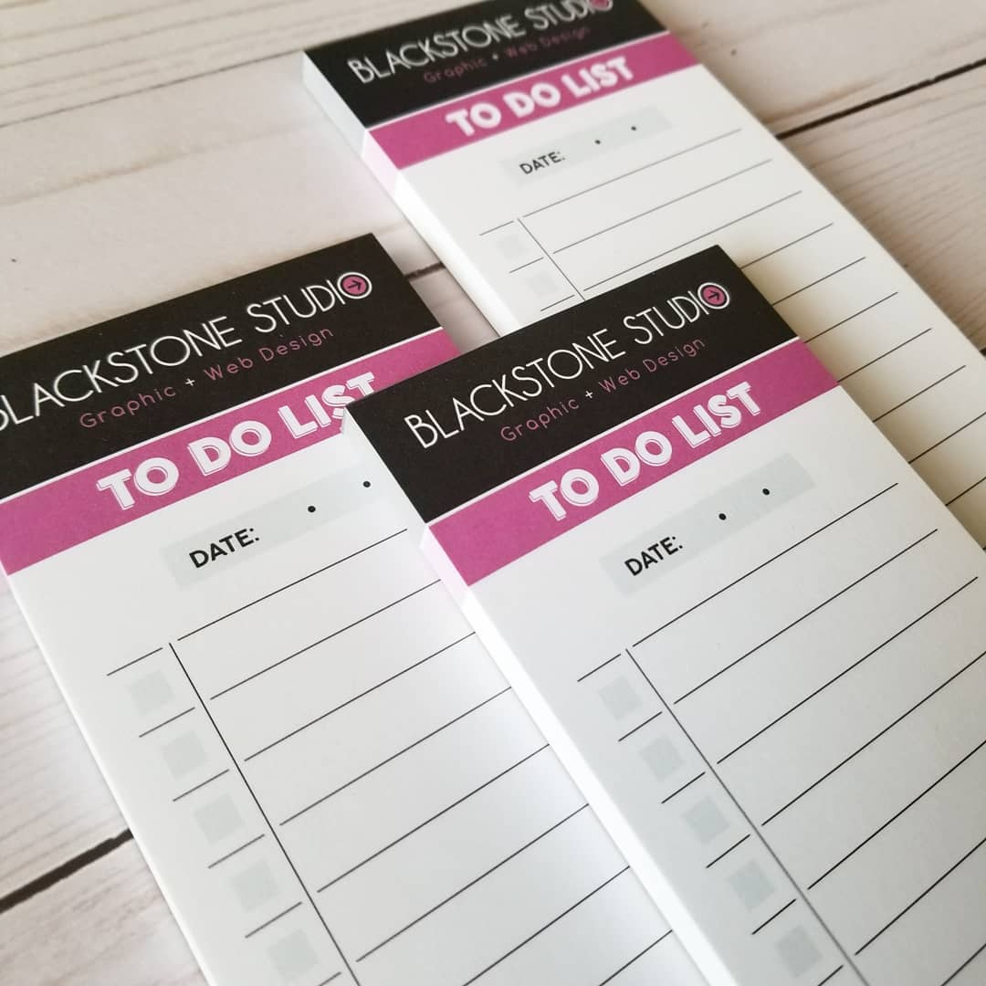 Giveaway Notepads