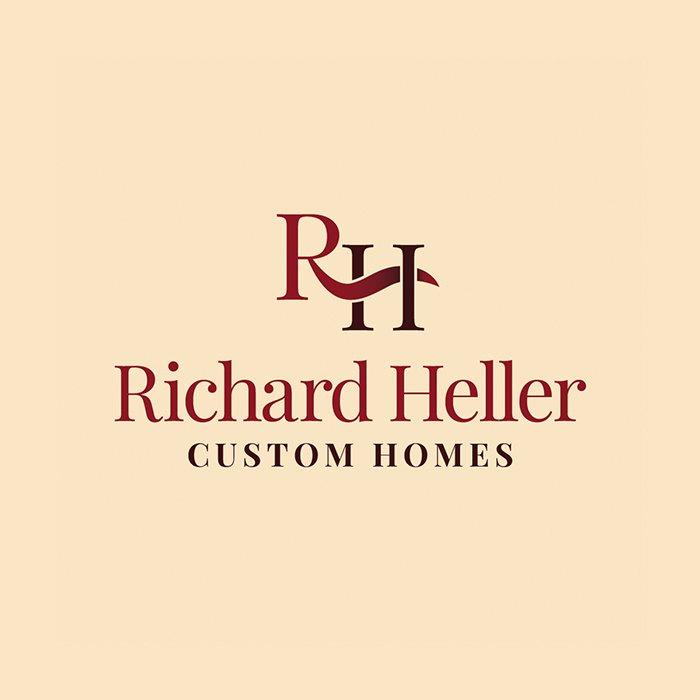 Richard Heller Custom Homes Logo