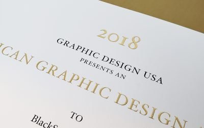 2018 American Graphic Design Awards