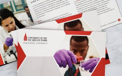 UIW Feik School of Pharmacy Spanish Brochure