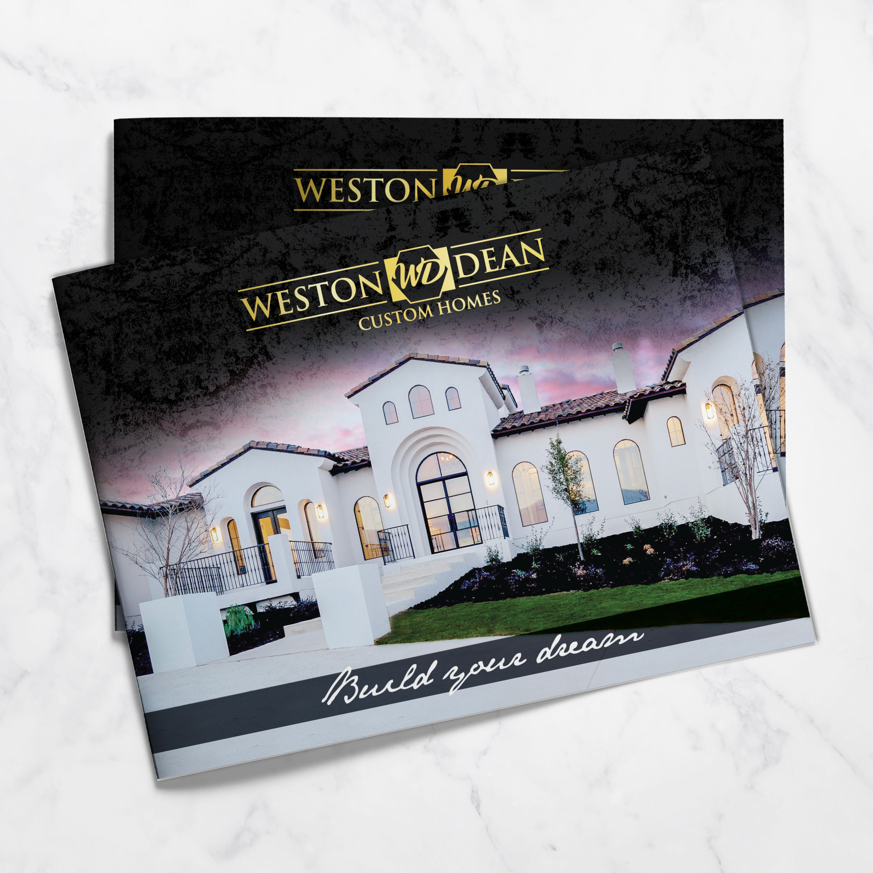 Weston Dean Brochure Booklet