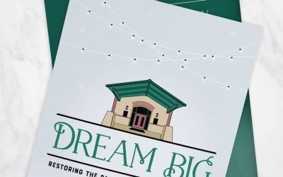 Sneak Peek: Dream Big Invitation