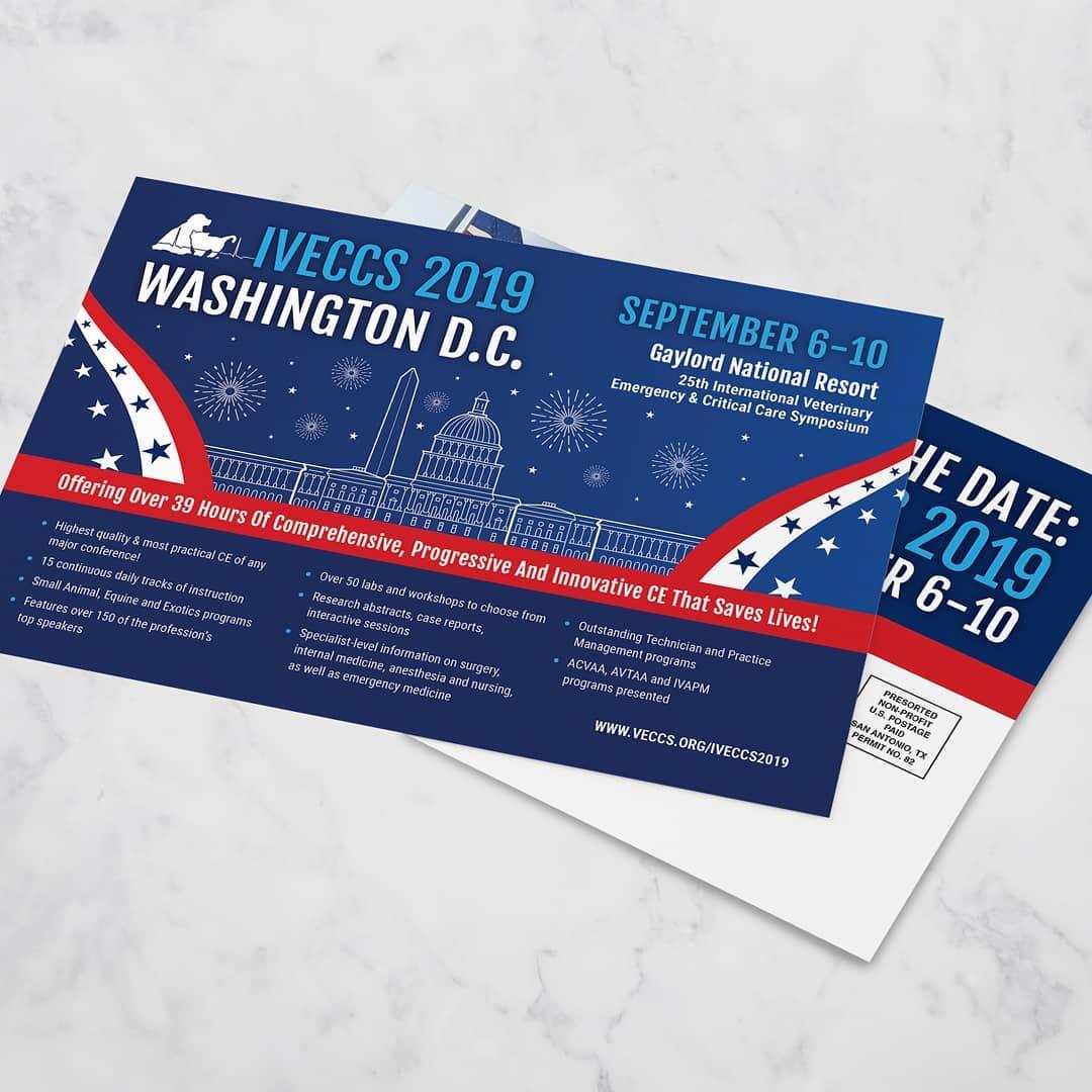 IVECCS 2019 Postcard