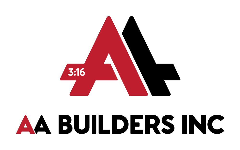 AA Builders Inc Logo Design