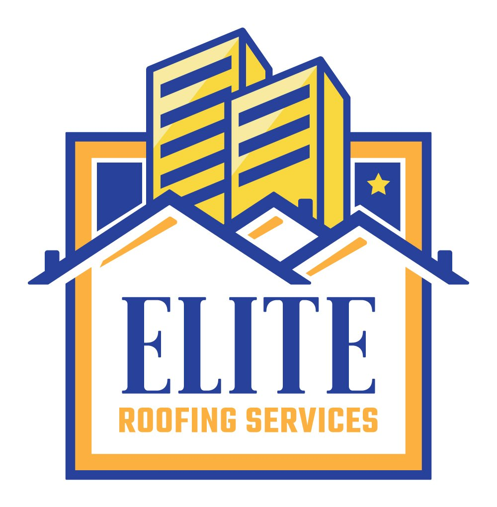 Elite Roofing Services Logo Design