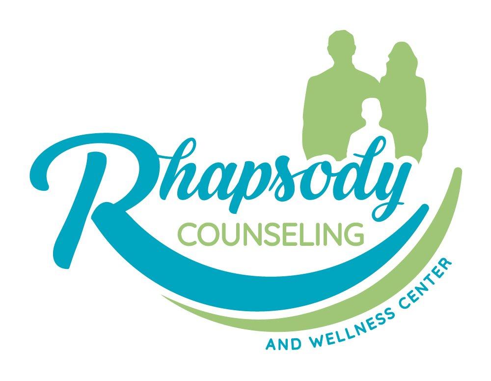 Rhapsody Counseling Logo Design