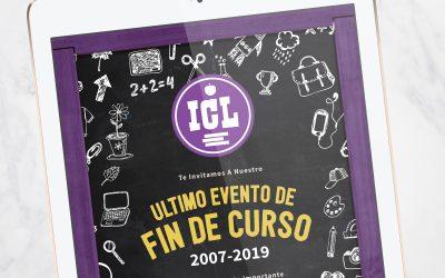 Instituto Laforet Digital Invite