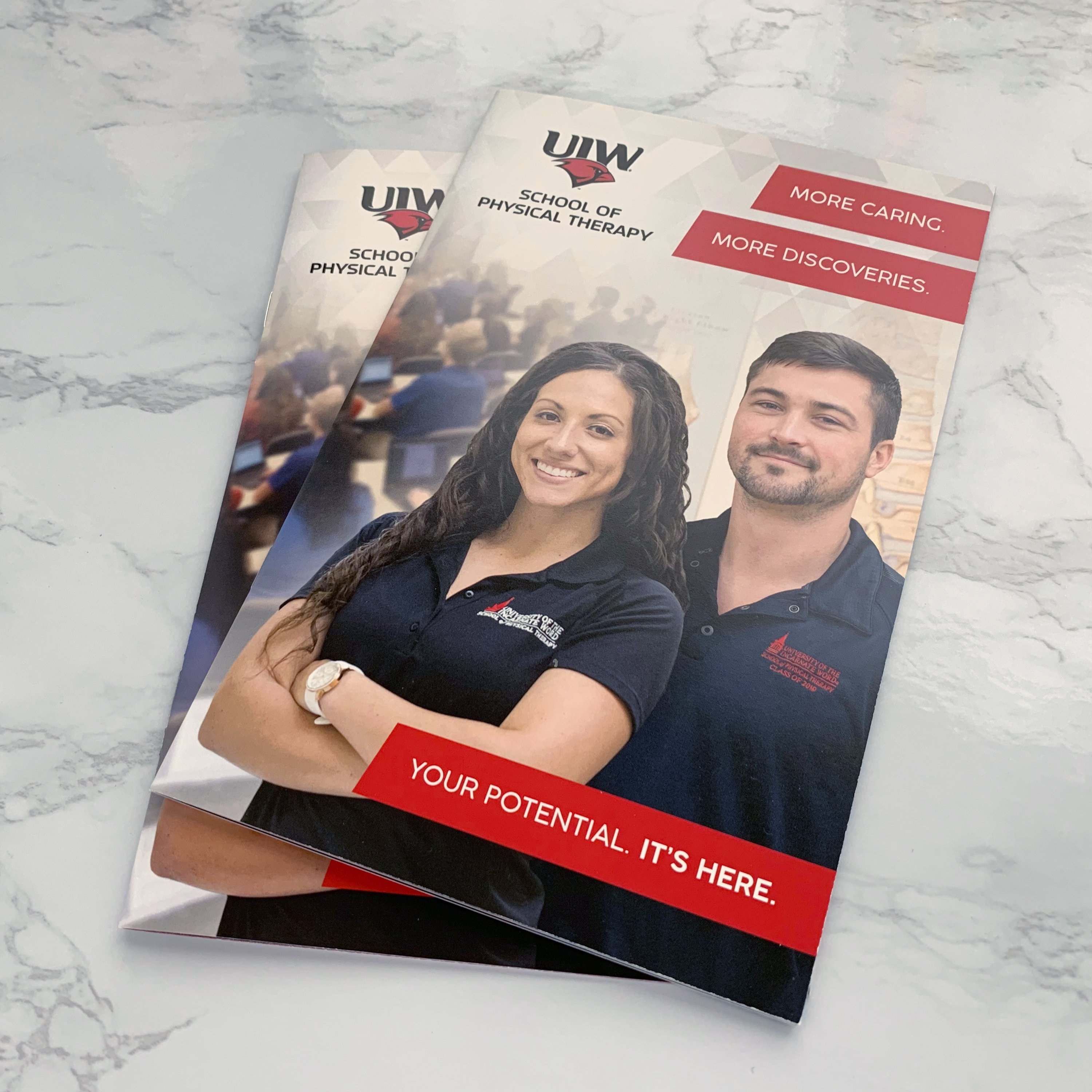 UIW Brochure Booklet