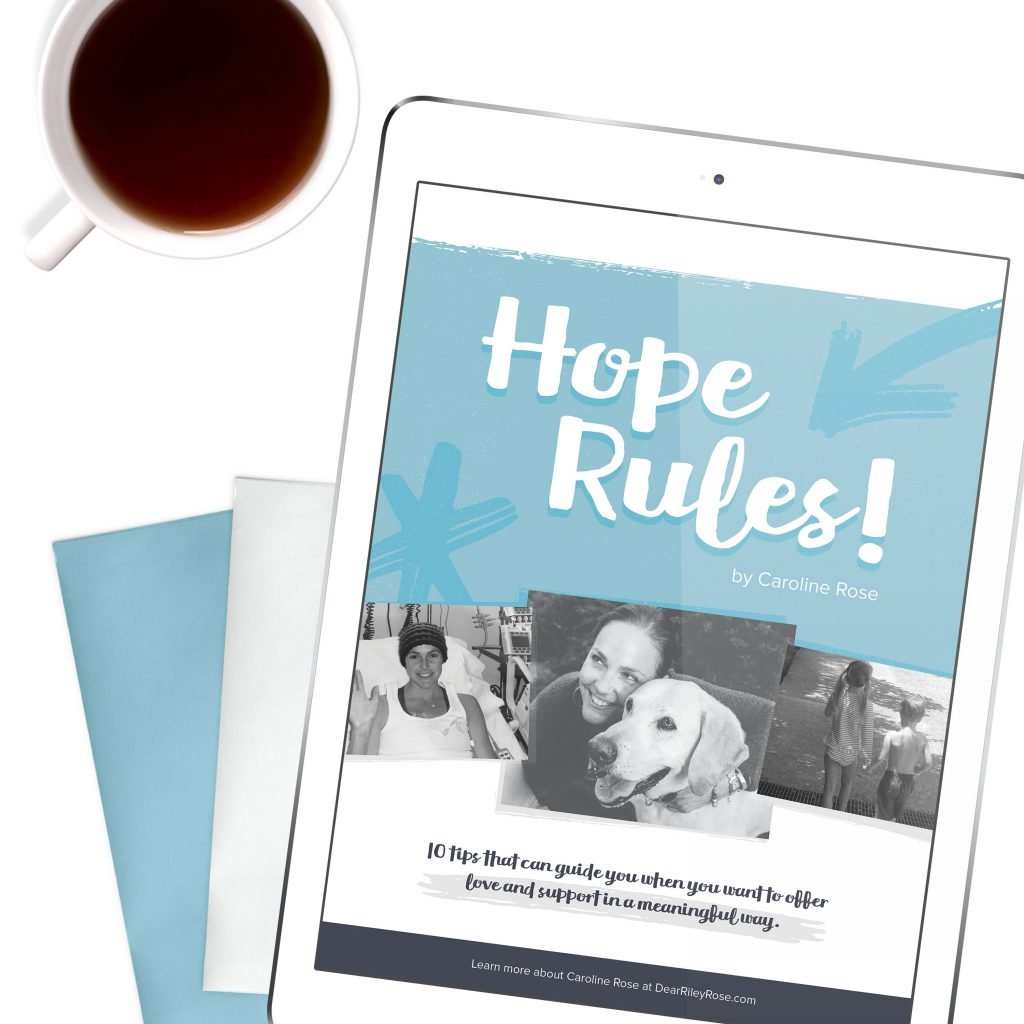 Hope Rules Digital Download