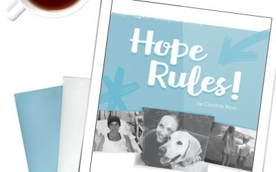 Hope Rules Digital Download Design