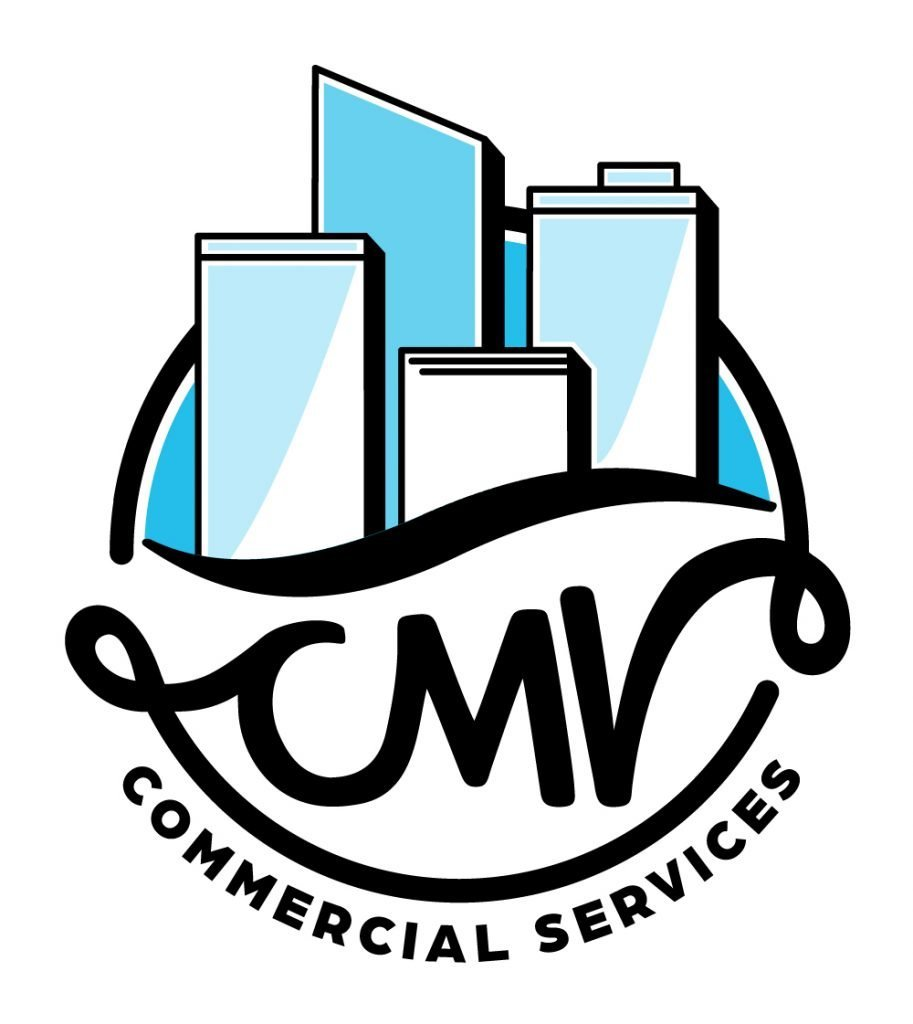CMV Commercial Services Logo Design