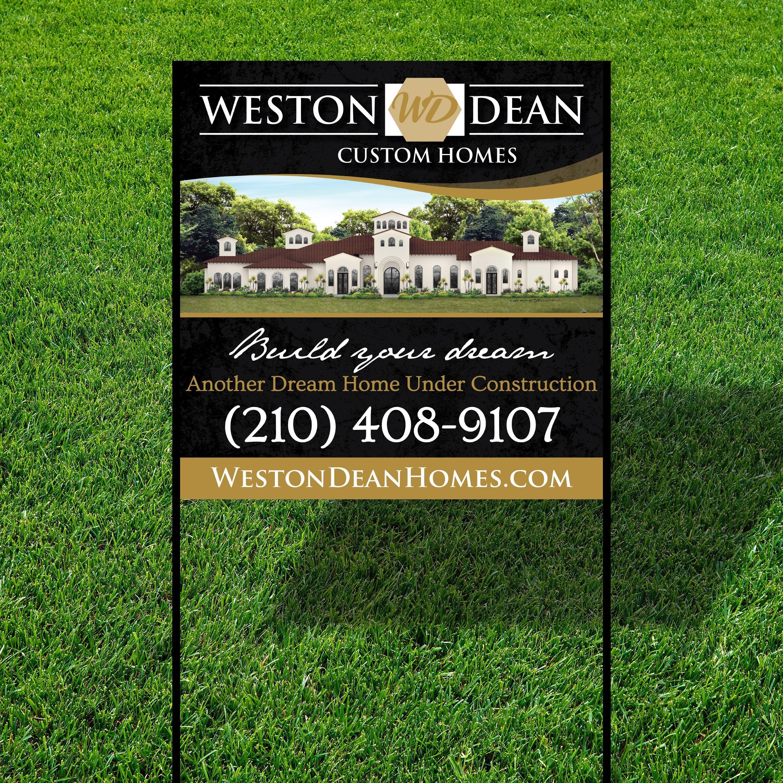 Weston Dean Sign