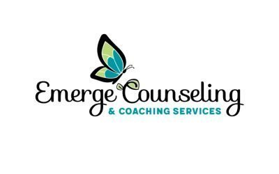 Emerge Counseling Logo Design