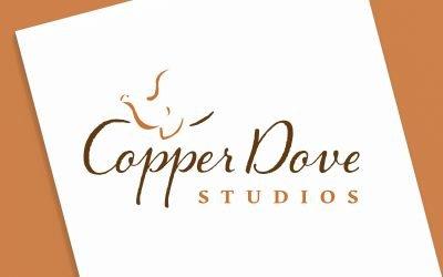 Copper Dove Logo Design