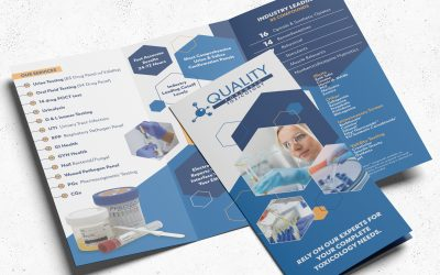 Quality Forensic Toxicology Trifold