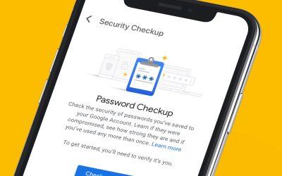 Password Checkup Tool