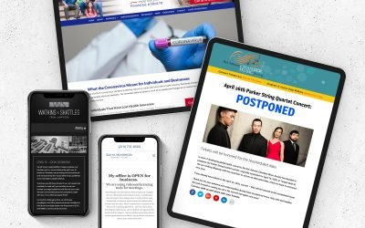 COVID-19 Announcements On Your Website