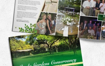 Landa Gardens Conservancy Annual Report